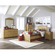 Broffin Panel Bedroom Collection