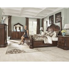 Ledelle Four Poster Bedroom Collection