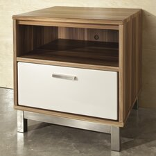 Candiac 1 Drawer Nightstand