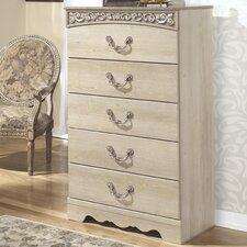 Catalina 5 Drawer Chest