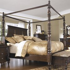 Key Town Four Poster Headboard / Footboard