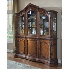 Ledelle Dining Room China Cabinet