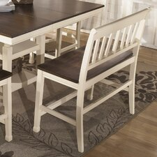 Whitesburg Double Bar Stool