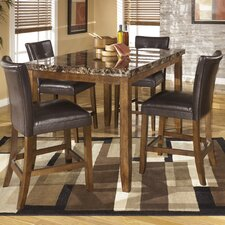 Lacey 5 Piece Counter Height Dining Set