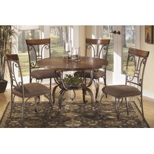 Plentywood 5 Piece Dining Set