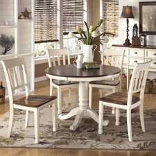 Whitesburg 5 Piece Dining Set