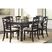 Harlstern 7 Piece Dining Set
