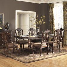 North Shore Double Pedestal Dining Table