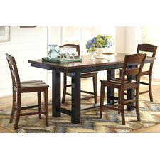 Marileze 5 Piece Counter Height Dining Set