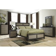 Wellatown Panel Bedroom Collection