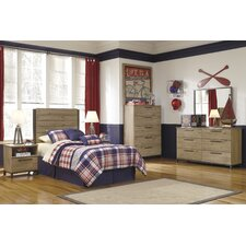 Dexifield Panel Bedroom Collection