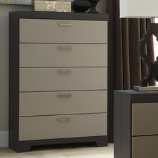 Wellatown 5 Drawer Chest
