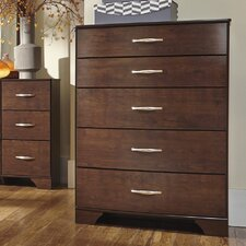 Gennaguire 5 Drawer Chest