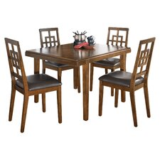 Cimeran 5 Piece Dining Set