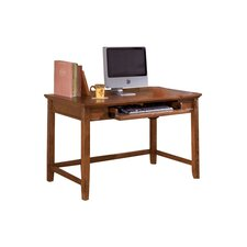 Cross Island Small Computer Desk