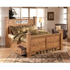 <strong>Signature Design by Ashley</strong> Atlee Panel Bed