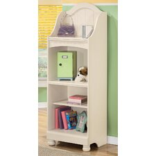 Carey Bookcase in Cream Cottage