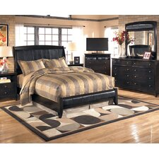 Menard Sleigh Bedroom Collection