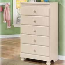 Carey 5 Drawer Chest