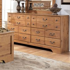 <strong>Signature Design by Ashley</strong> Atlee 6 Drawer Dresser