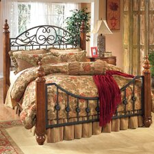 <strong>Signature Design by Ashley</strong> Vera Metal Bed