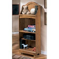 <strong>Signature Design by Ashley</strong> Elsa Bookcase in Replicated Pine Grain