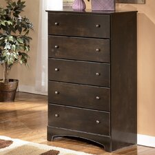 Sherman 5 Drawer Chest