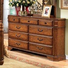 Vera 9 Drawer Dresser