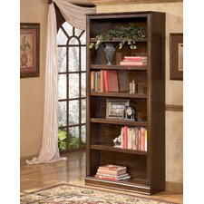 "<strong>Signature Design by Ashley</strong> Hamlyn 75"" Bookcase"