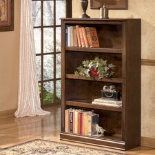 "<strong>Signature Design by Ashley</strong> Hamlyn 53"" Bookcase"