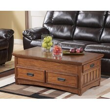Castle Hill Trunk Coffee Table with Lift Top