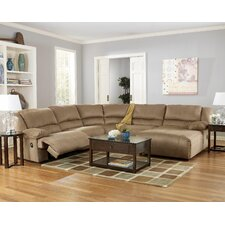 Rudy Reclining Sectional
