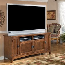 "<strong>Signature Design by Ashley</strong> Castle Hill 60"" TV Stand"