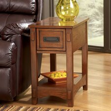 <strong>Signature Design by Ashley</strong> Castle Hill Chairside Table