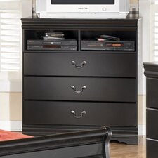 Westbrook 3 Drawer Media Chest