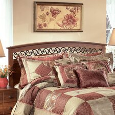 <strong>Signature Design by Ashley</strong> Oakridge Panel Headboard