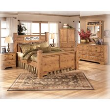 Atlee Four Poster Bedroom Collection