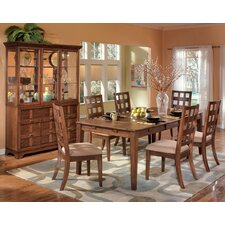 <strong>Signature Design by Ashley</strong> Chesterville 7 Piece Dining Set