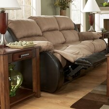 <strong>Signature Design by Ashley</strong> Oxford Reclining Sofa with DDT/Massage
