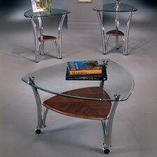 Readfield 3 Piece Coffee Table Set