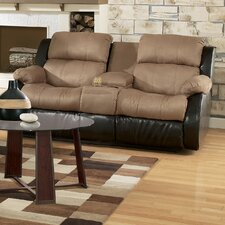 <strong>Signature Design by Ashley</strong> Oxford and Reclining Loveseat