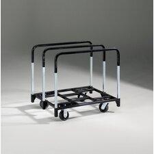 "34"" Folding Table Cart"