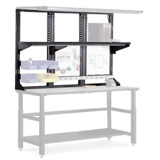 "IT Furniture 48"" H x 60"" W Organizer Desk Frames"