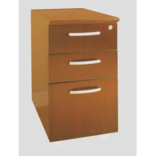 Napoli Series 2-Drawer Pedestal