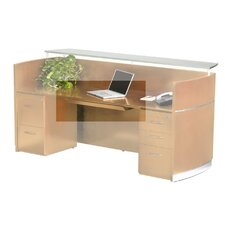 "Napoli Series 30"" W x 18"" D Desk Drawer"