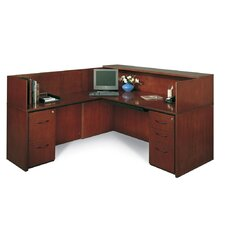 Corsica Series Reception Desk