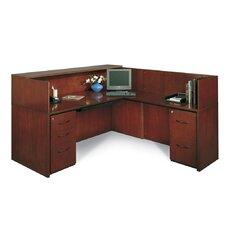 Corsica Series Reception Desk