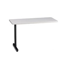 "T-Mate 29"" H x 60"" W Left Desk Return"