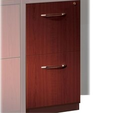 Aberdeen Series 2-Drawer Mobile Pedestal