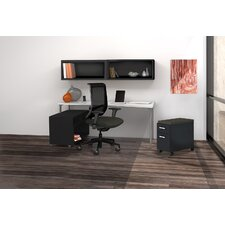 e5 Quickship Typical 12 Desk